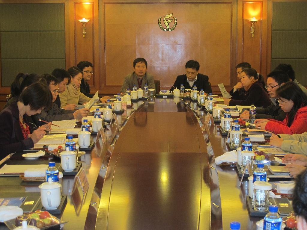 我校举行中国海洋石油总公司专场招聘会