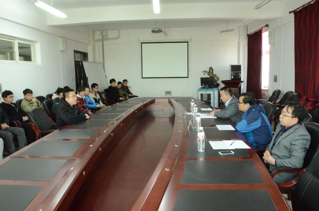我校首次举办研究生复试模拟面试-辽宁石油化工大学
